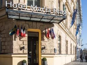 布拉格托普弗兰肯斯坦玛利亚酒店 (Falkensteiner Hotel Maria Prag)
