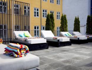 Hotel Skt. Petri Copenhagen - Balcony/Terrace