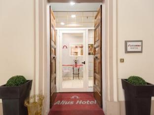 Alius Hotel Rome - Exterior