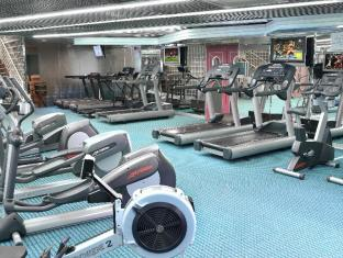 Regal Riverside Hotel Hong Kong - Fitnessruimte
