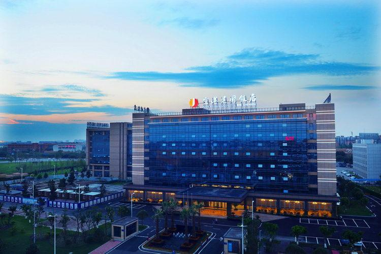 Chengdu Konggang Jianguo Hotel Airport