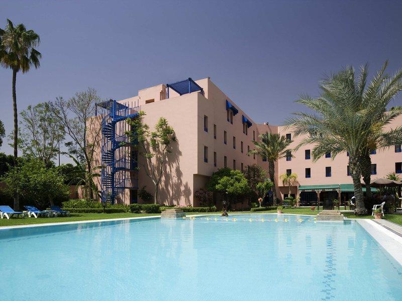 Ibis Marrakech Centre Gare Hotel