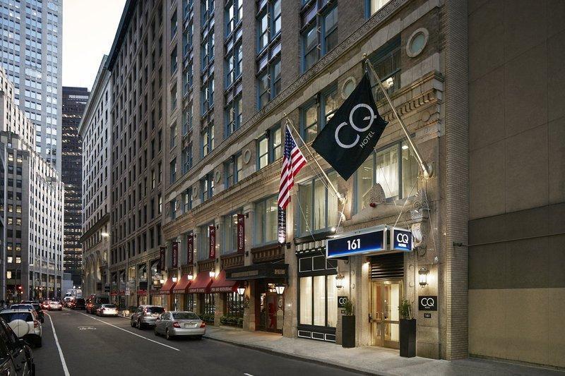 Club Quarters Hotel In Boston