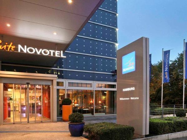 Novotel Suites Hamburg City Hamburg
