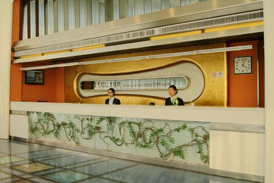 Motel Qingdao Development Zone Xiangjiang Road Business Street