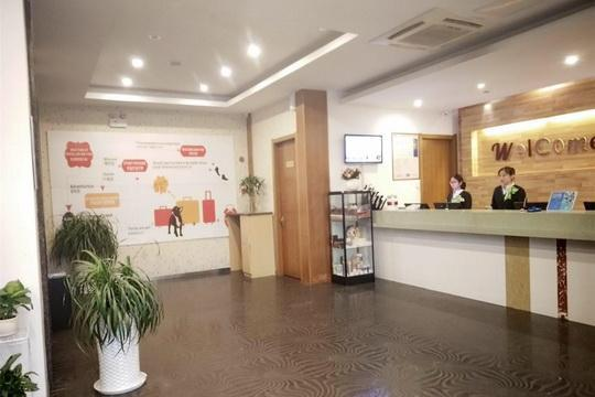 Motel Suzhou Industrial Park High Speed Railway Station Kuayang Road