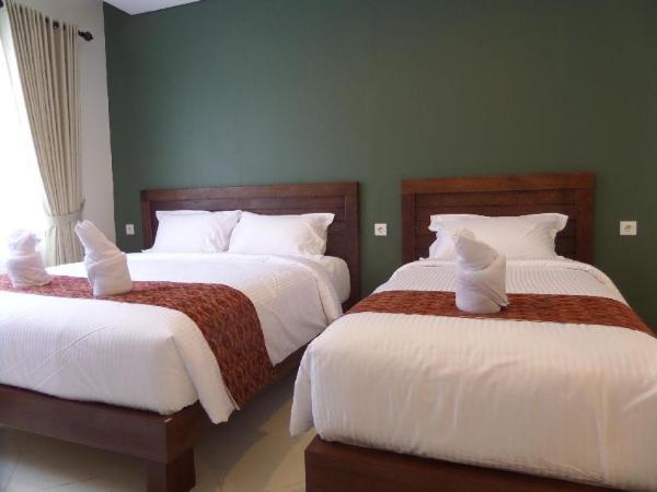 Triple Room Alkyfa 1 Denpasar Bali