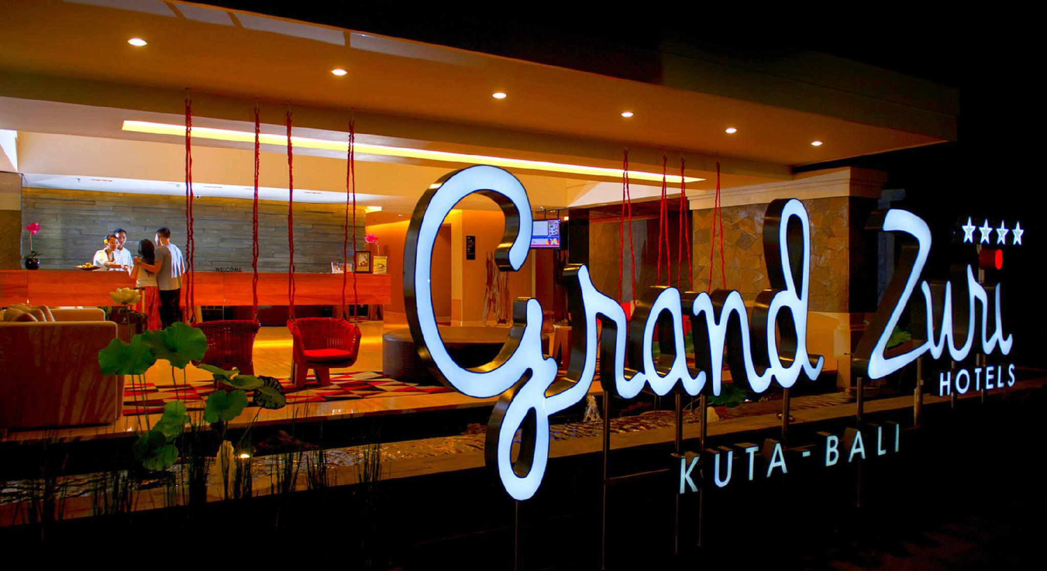Grand Zuri Kuta Bali Hotel Complete List Of Hotels Villas In Bali
