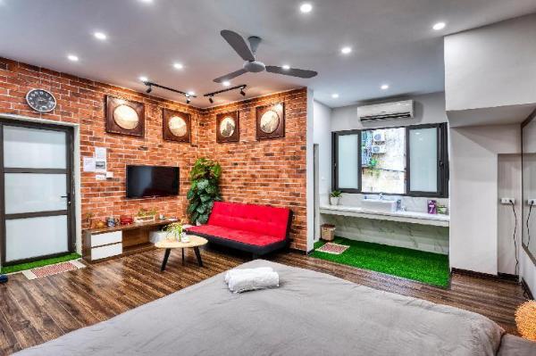 HOVER HOUSE Rib Room - Spacious/Big Group/Netflix Hanoi