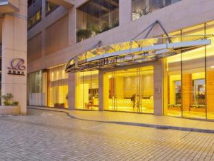 Rambler Garden Hotel Hong Kong - Hotel Main Entrance