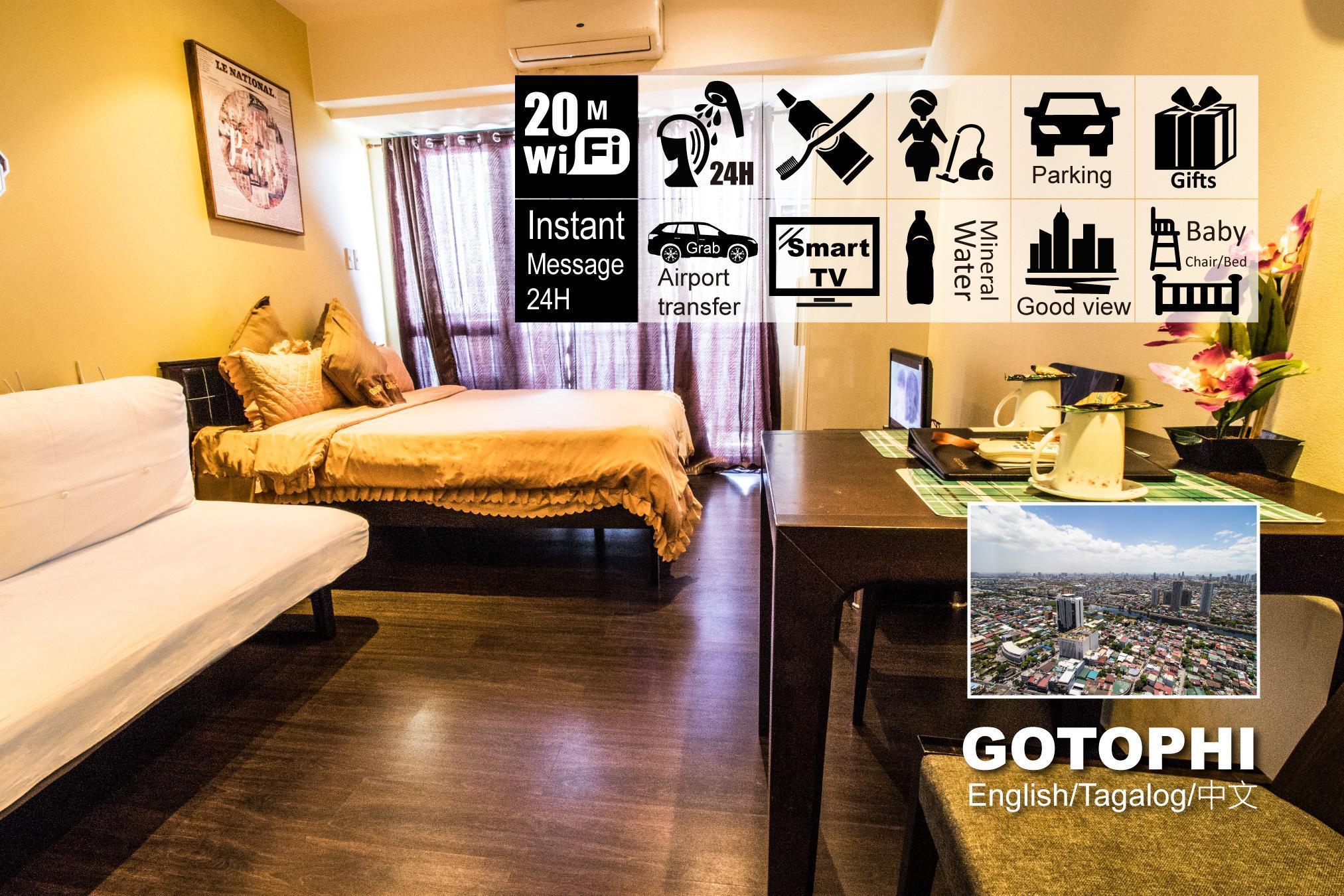 Gotophi Luxurious hotel Knightsbridge Makati 4922