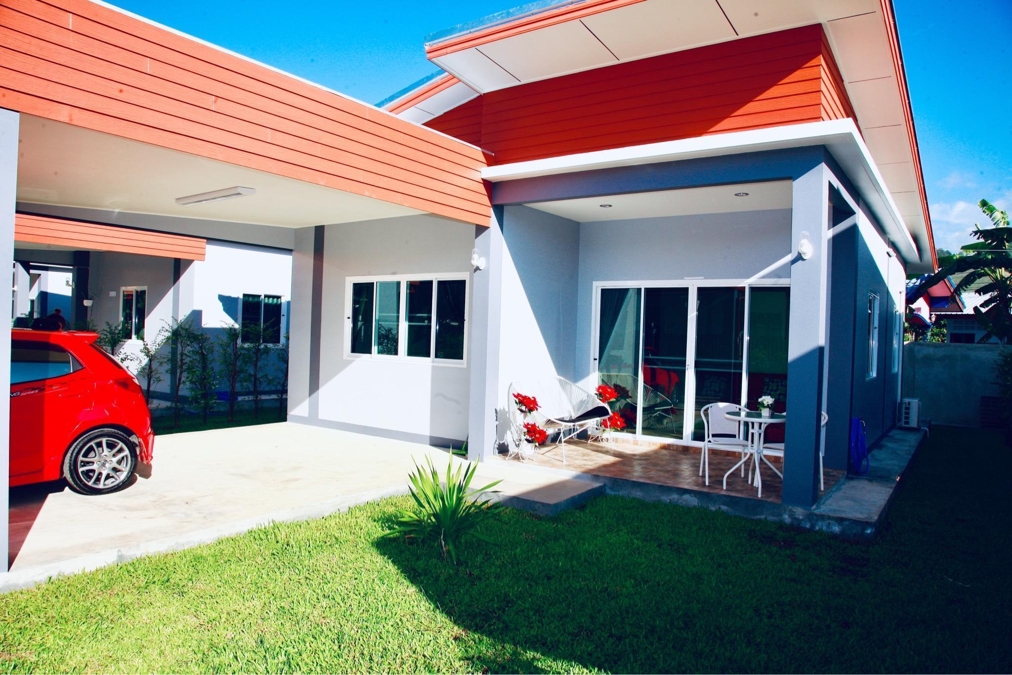 2BR Sweet Family House บ้านเดี่ยว 2 ห้องนอน 1 ห้องน้ำส่วนตัว ขนาด 85 ตร.ม. – ในหาน