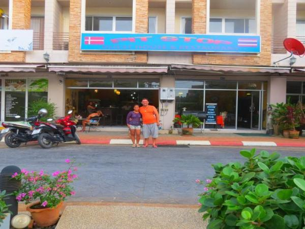 Pitstop Guesthouse Phuket
