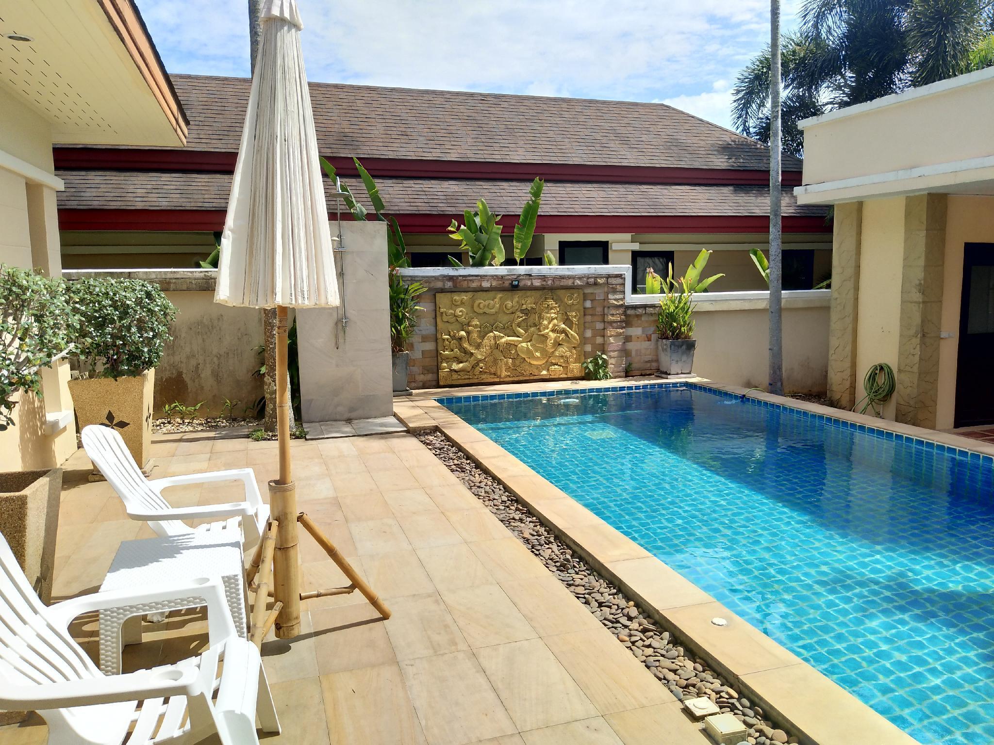Saiyoun Pool Villa