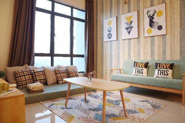 Ca Ca Home @ Arc Austin Hills(Entire private unit) Johor Bahru
