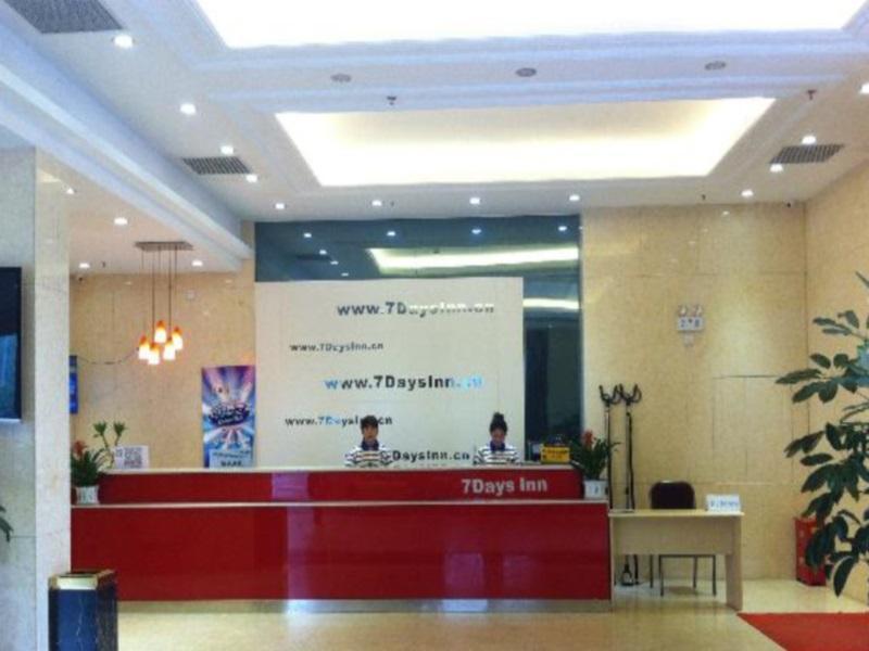 7 Days Inn   Chengdu East Railway Station West Square Branch