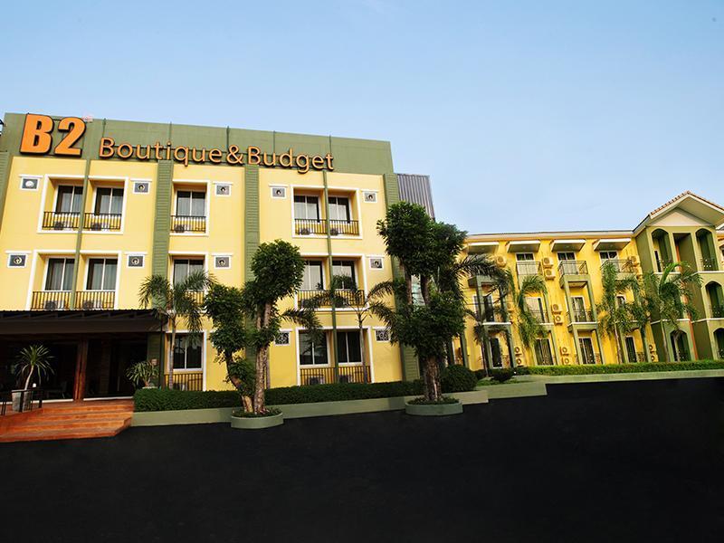 B2 Buriram Boutique and Budget Hotel (SHA Certified)