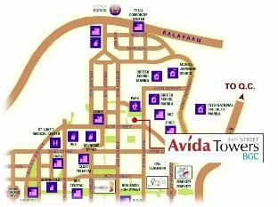 picture 4 of Avida Towers 34th Street BGC Fully Furnished 1BR