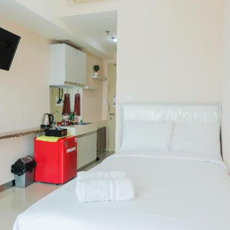 Studio Tree Park Apt near ICE BSD By Travelio Tangerang