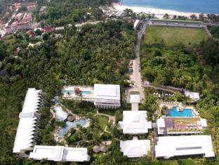 Horizon Karon Beach Resort & Spa Phuket - Plantegninger