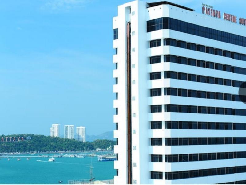 Pattaya Centre Hotel โรงแรมพัทยา เซ็นเตอร์