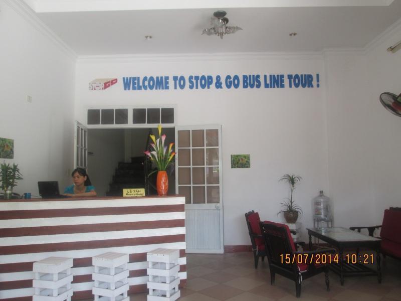 Stop And Go Hostel Da Nang