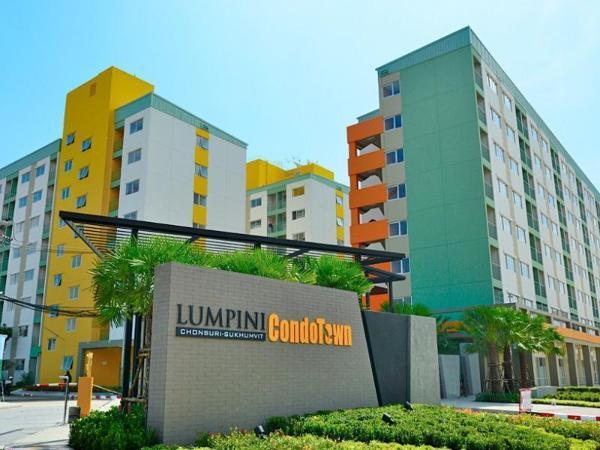 Lumpini Condo Town by Maysa Chonburi