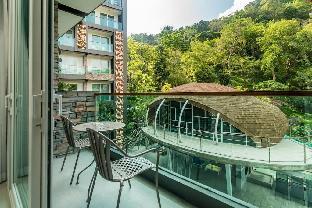 ET421 - Luxury studio in Patong with pool gym อพาร์ตเมนต์ 1 ห้องนอน 1 ห้องน้ำส่วนตัว ขนาด 38 ตร.ม. – ป่าตอง