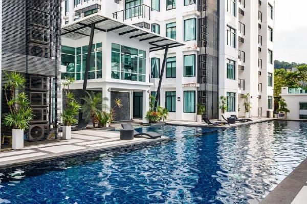 Kamala Regent C403 - 3 bdr apartment, pool & gym Phuket