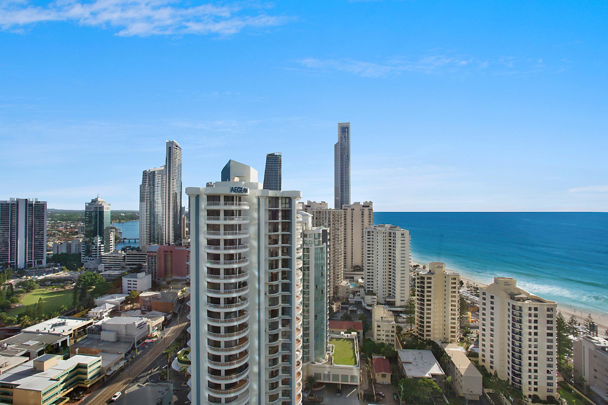 Q1 Resort Apartment Ocean View Parking Wifi
