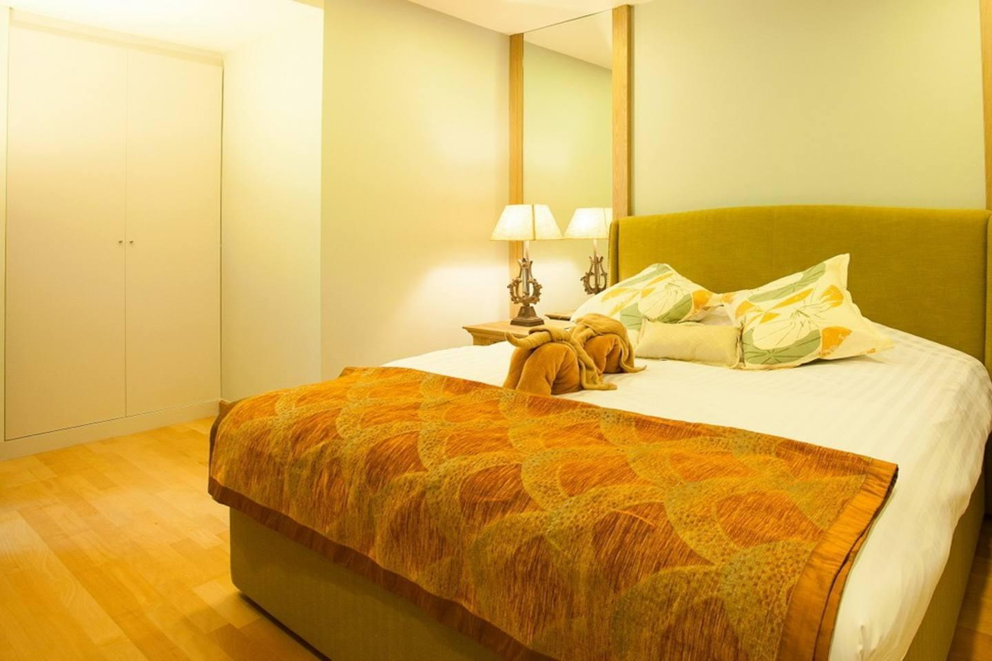1 Bedroom Deluxe With SofaBed@RoccoHuaHin Condo 4J