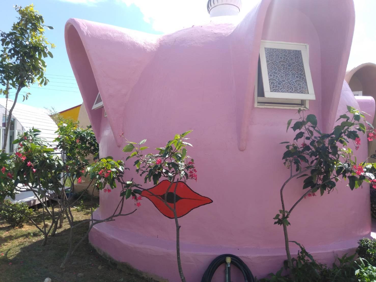 HI BI Outer Space House BnB