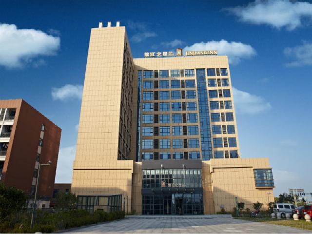 Jinjiang Inn Select Ningbo Hangzhouwan Dazhong Chanyeyuan