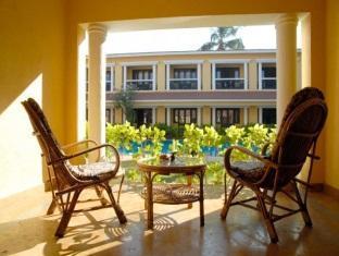 Casa De Goa - Boutique Resort North Goa - Deluxe Room Balcony