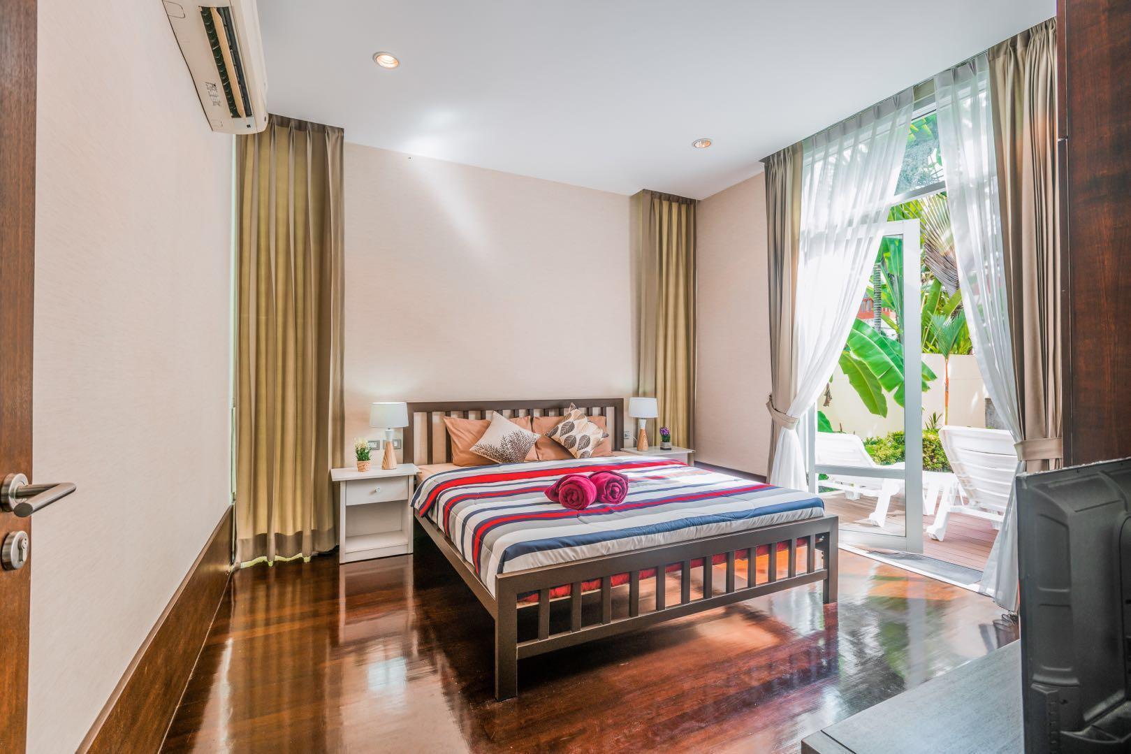 Nagawari 4 bedroom pool villa close to beach วิลลา 4 ห้องนอน 4 ห้องน้ำส่วนตัว ขนาด 600 ตร.ม. – นาจอมเทียน