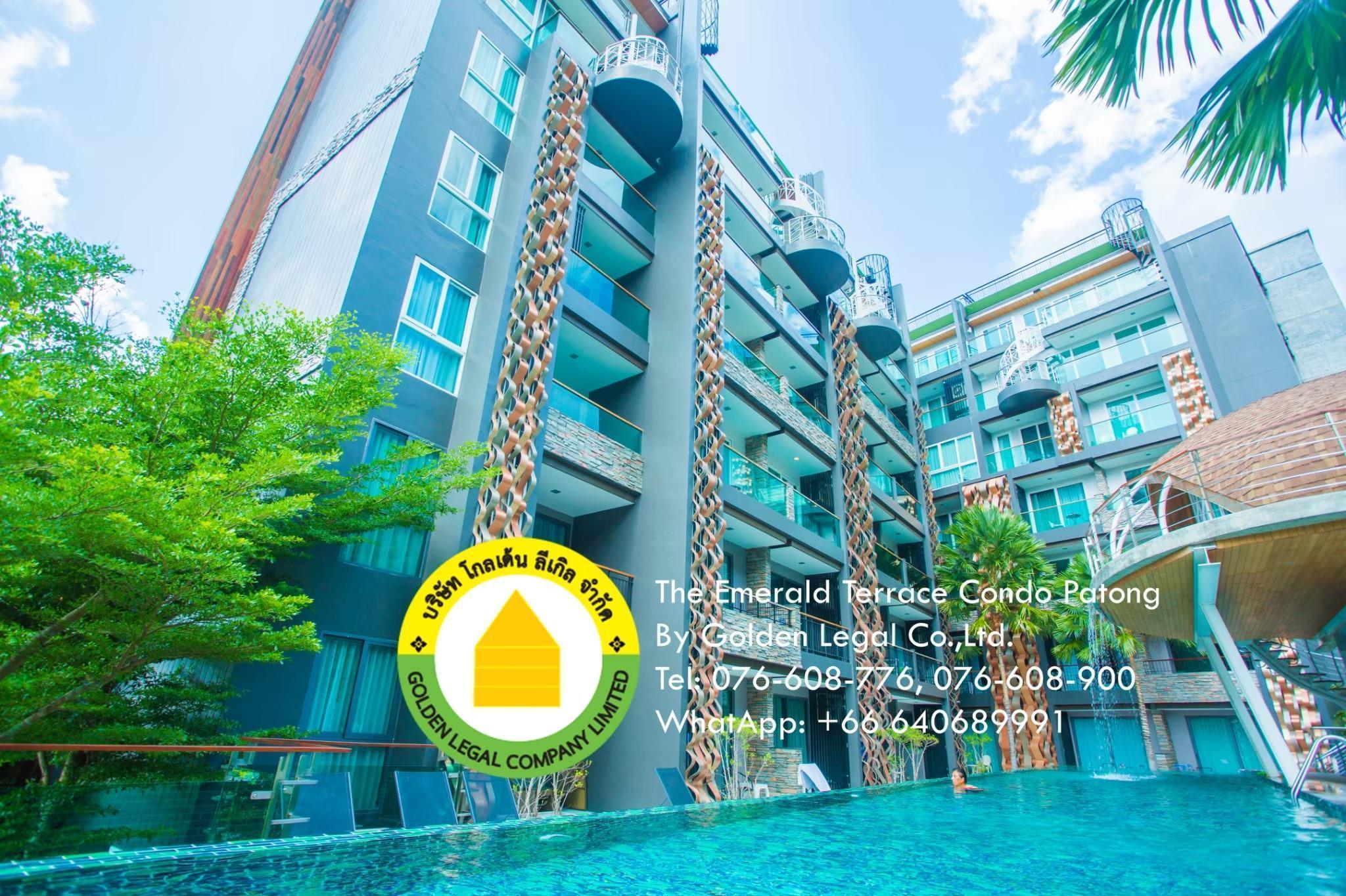 Emerald Terrace Patong by Goldenlegal Emerald Terrace Patong by Goldenlegal