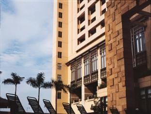 เมกแซน ฮาร์เบอร์ โฮเต็ล ฮ่องกง - ภายนอกโรงแรม