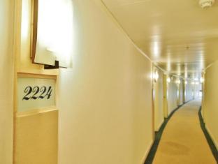 Warwick Hotel Cheung Chau Hong Kong - Corridor