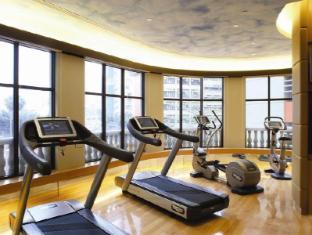 Lanson Place Hotel Hongkong - Fitnessraum