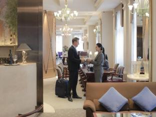 Lanson Place Hotel Hongkong - Rezeption