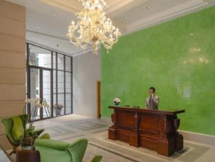Lanson Place Hotel Hongkong - Empfangshalle