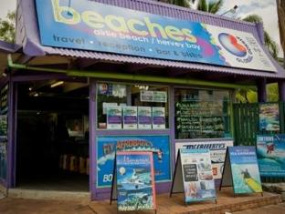 Beaches Backpackers Whitsunday Islands - Exteriér hotelu