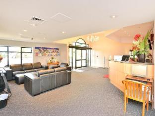 Allenby Park Hotel Ώκλαντ - Αίθουσα υποδοχής