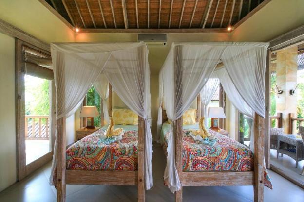 Artful 3bed/3bath Villa And Bungalow in Bali