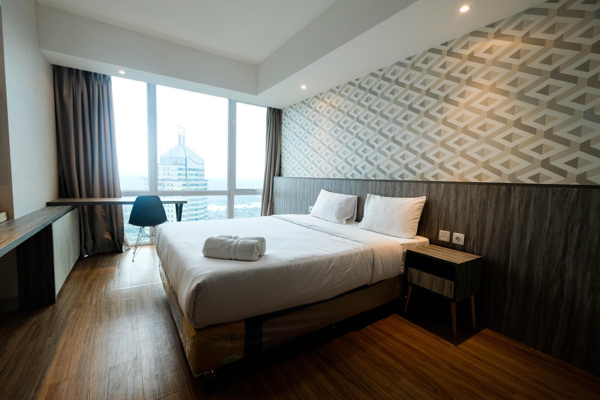 Elegant Studio U Residence By Travelio