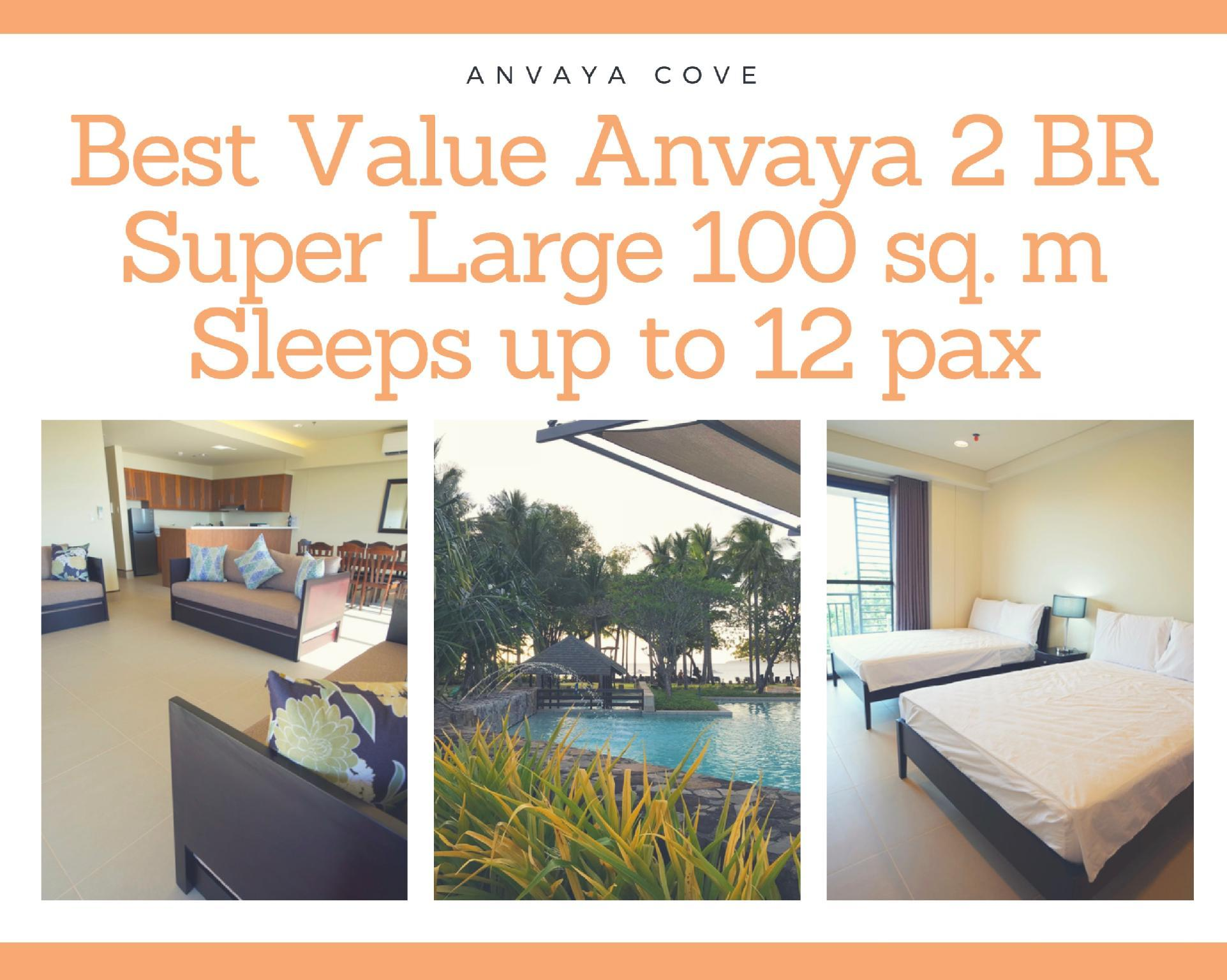 Anvaya Cove Sea View Condo 2 BR 2BA WiFi Netflix 5