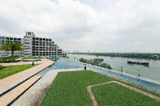Chao Phraya River located at Bangkok City อพาร์ตเมนต์ 2 ห้องนอน 2 ห้องน้ำส่วนตัว ขนาด 140 ตร.ม. – สาทร