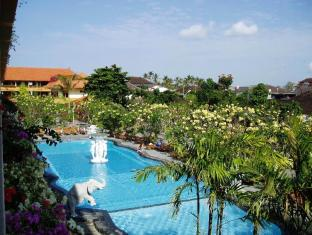 Febri's Hotel & Spa Bali - balkon/terasa