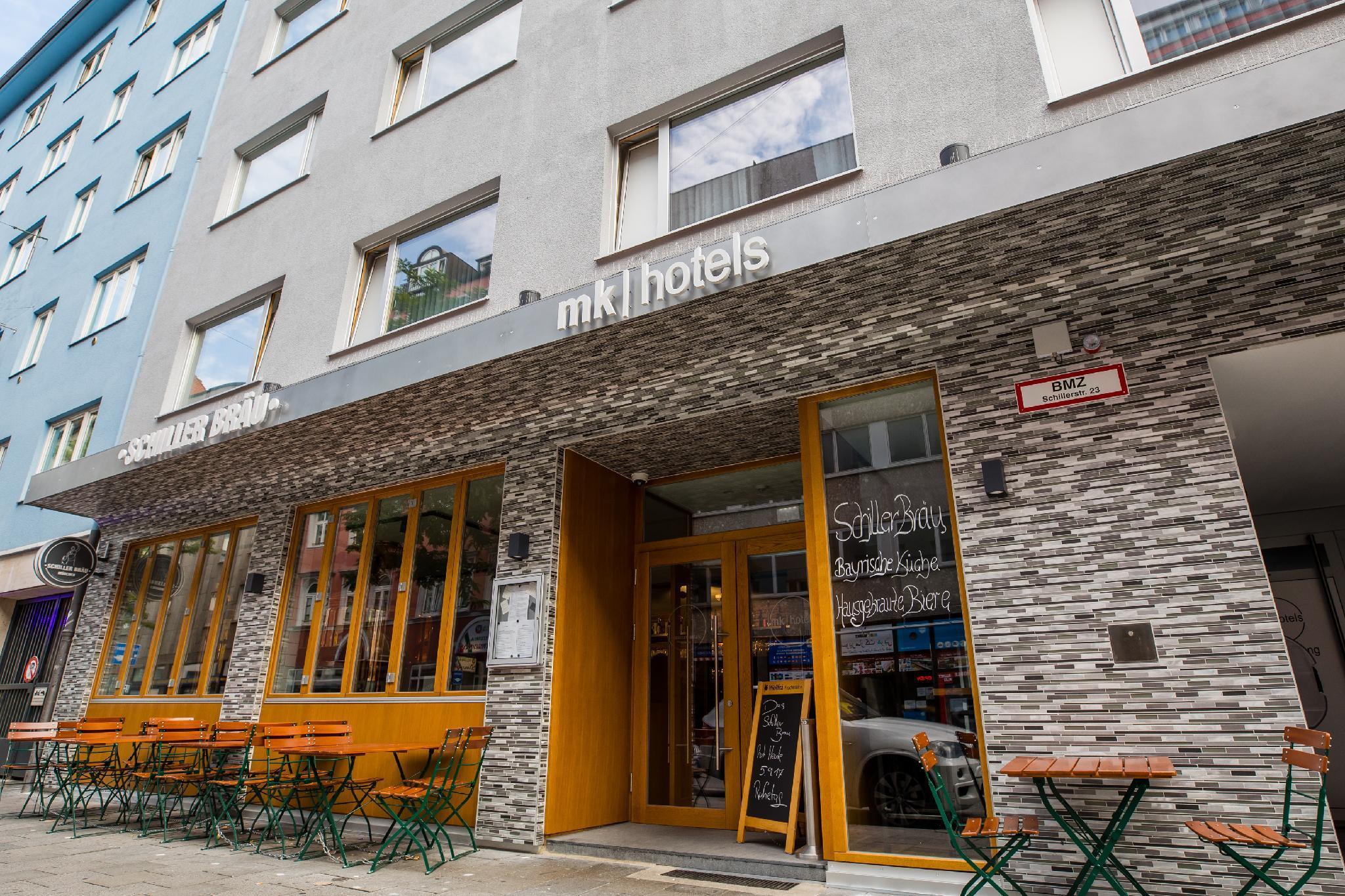 Mk Hotel Muenchen City