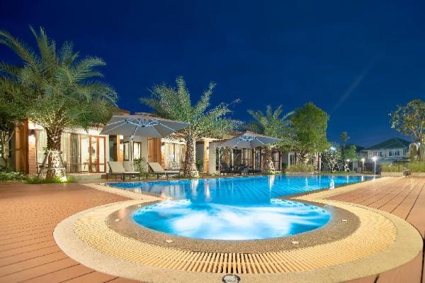 Private Luxury Pool Villa (9 BR) Netflix/Apple tv Hua Hin